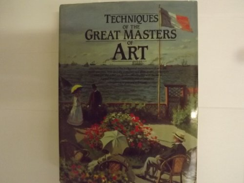 9780948872990: Techniques of the Great Masters of Art