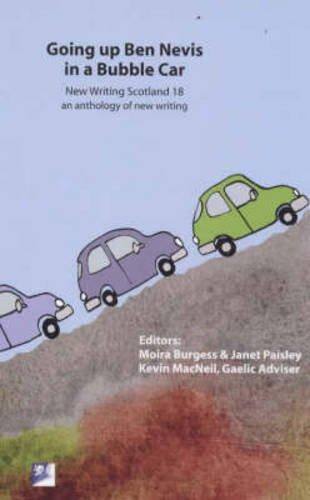 New Writing Scotland: Going Up Ben Nevis: Moira Burgess, Janet