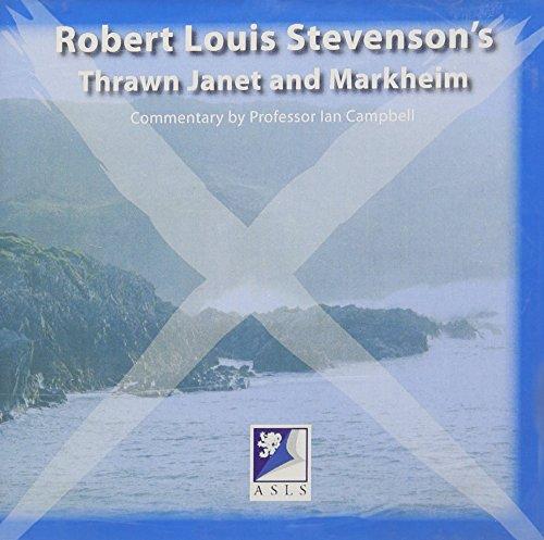 9780948877834: Robert Louis Stevenson's Thrawn Janet and Markheim: A Commentary