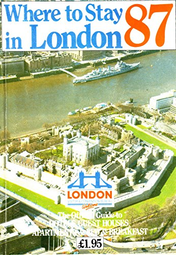 Where to Stay in London 1987: n/a