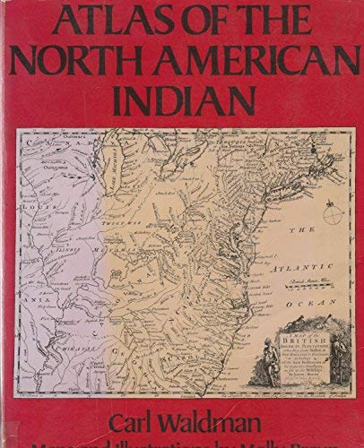 9780948894244: Atlas of the North American Indian