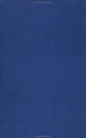 Book Production: John Peacock