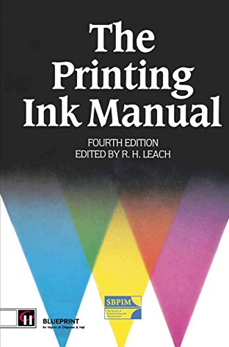 9780948905773: The Printing Ink Manual: 4th edition