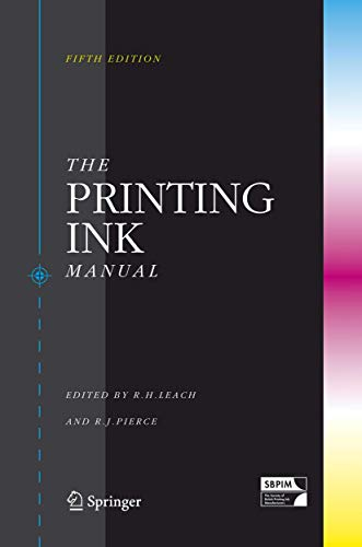 9780948905810: The Printing Ink Manual