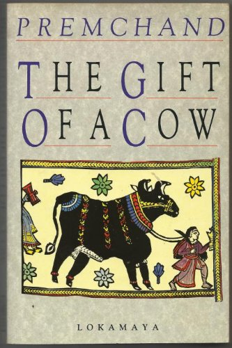 9780948924071: The Gift of a Cow: The Hindi Novel