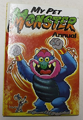 9780948936050: My Pet Monster Annual 1988