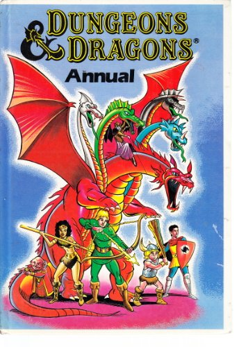 9780948936197: Dungeons and Dragons Annual 1988