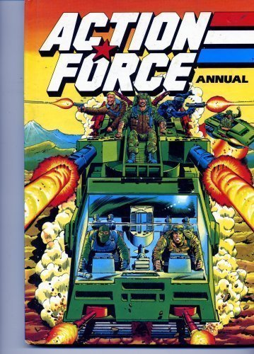 9780948936944: Action Force Annual 1989
