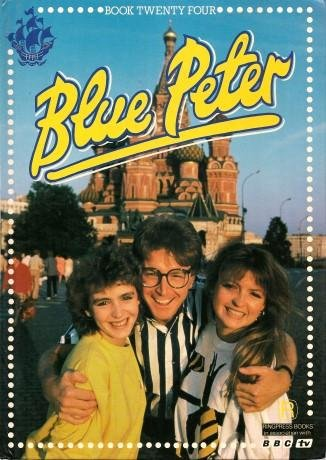 9780948955204: Book of Blue Peter 24 (Annual): No. 24