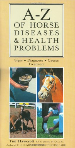 9780948955488: A-Z of Horse Diseases and Health Problems