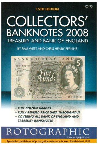 9780948964725: Collectors' Banknotes: Treasury and Bank of England