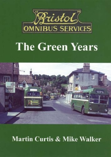9780948975806: Bristol Omnibus Services - the Green Years
