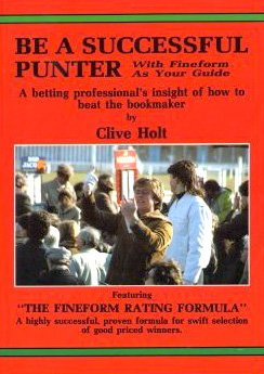 9780949017000: Be A Successful Punter: With Fineform as your guide