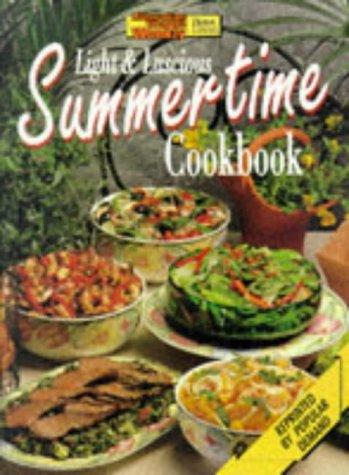 Light and Luscious Summer Cookbook (The Australian: Pamela Clark (Food