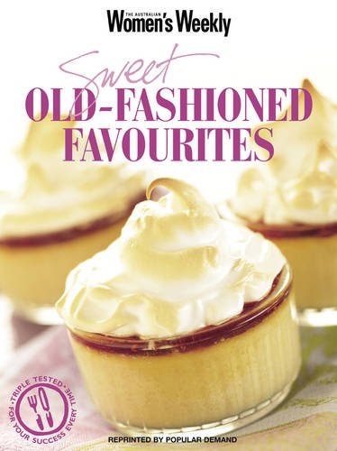 9780949128829: Sweet Old-fashioned Favourites