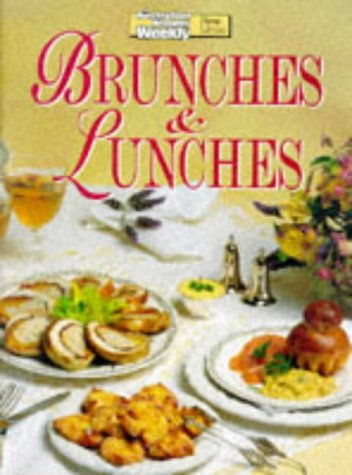 Brunches and Lunches (Australian Women's Weekly Home Library) (9780949128997) by Maryanne Blacker