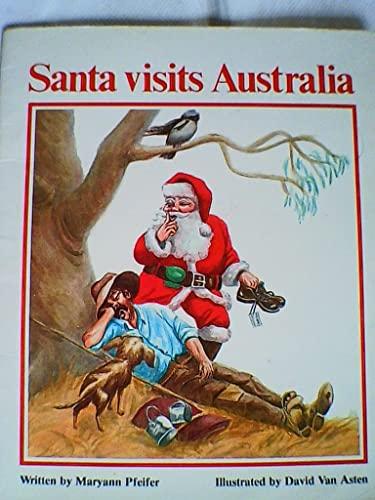 9780949129109: Santa Visits Australia