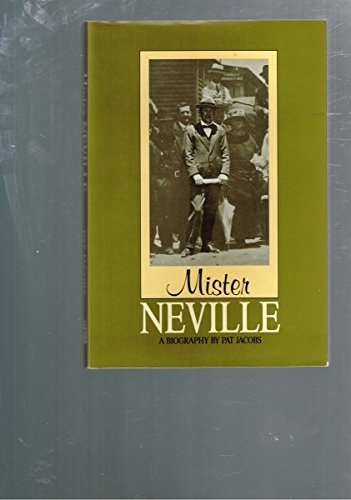 Mister Neville (9780949206725) by Pat Jacobs