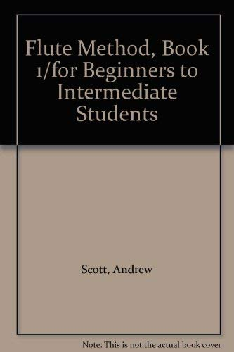 9780949275004: Flute Method, Book 1/for Beginners to Intermediate Students