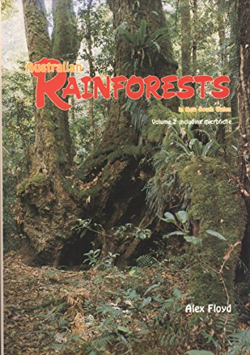 9780949324320: Australian Rainforests in New South Wales, Vol. 2, Including Microfiche