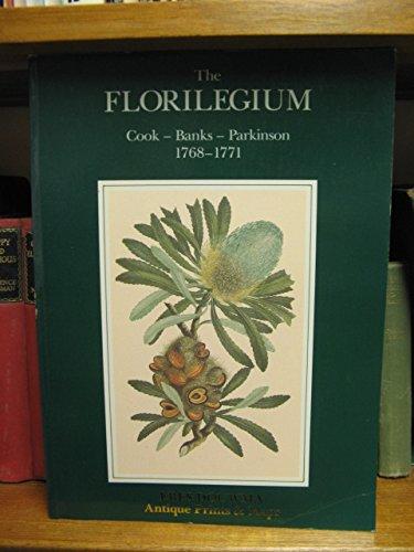 9780949367334: The Florilegium of Captain Cook's First Voyage to Australia 1768-1771