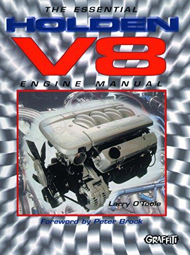 9780949398024: Essential Holden V8 Engine Manual