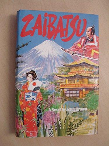 9780949430014: Zaibatsu: A novel