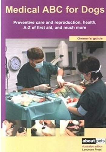 Medical ABC for Dogs (Paperback)