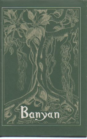 Banyan. A Selection of Poems By Edwin Wilson.