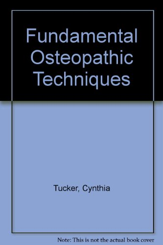 9780949600318: Fundamental Osteopathic Techniques
