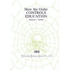 9780949667908: How the Order Controls Education