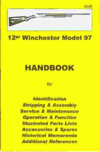 9780949749628: 12ga Winchester Model 97 Handbook