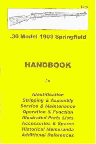 9780949749673: .30 Model 1903 Springfield Handbook