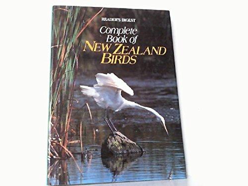 9780949819628: Reader's Digest complete book of New Zealand birds