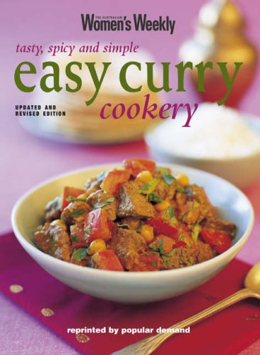 9780949892768: Easy Curry Cookery (The Australian Women's Weekly Essentials)