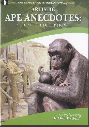 9780949906410: Artistic Ape Anecdotes: The Art of Deception?