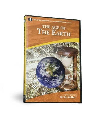 9780949906540: The Age of the Earth DVD