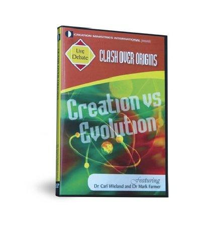 9780949906632: Clash Over Origins: Creation vs. Evolution