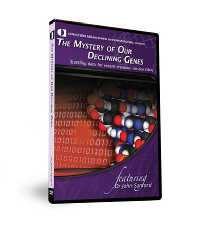 9780949906960: The Mystery of Our Declining Genes DVD