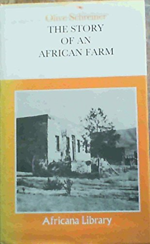 The Story of an African Farm (Africana: Olive Schreiner (Mr