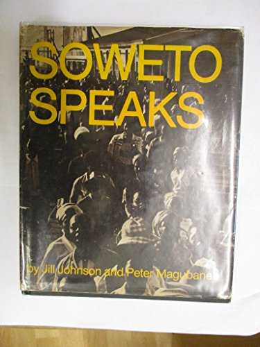 Soweto speaks: Johnson, Jill