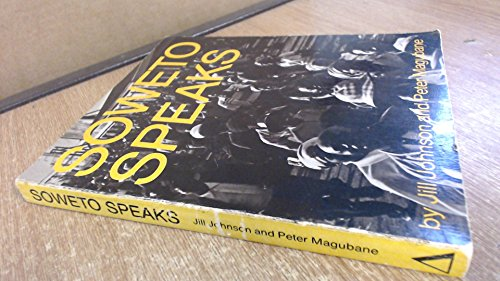 Soweto Speaks: JILL JOHNSON