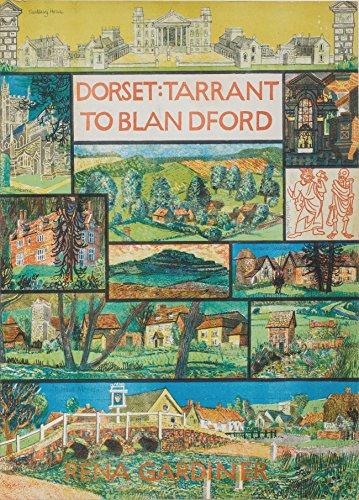 9780950004228: Dorset: Tarrant to Blandford
