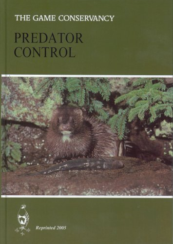 9780950013060: Predator Control ([Game advisory guides])