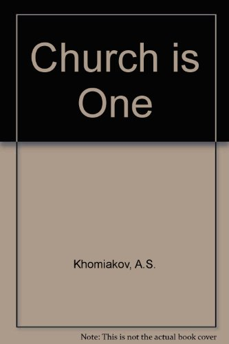 9780950023342: Church is One