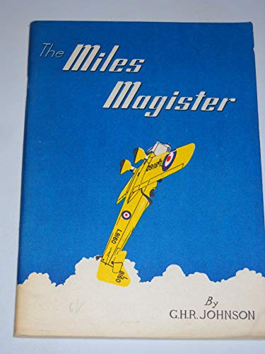 The Miles Magister;: Johnson, Graham Harold