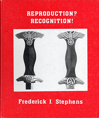 Reproduction? Recognition!: Stephens, Frederick J.