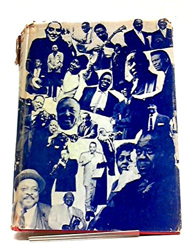 Who's Who Of Jazz: Storyville To Swing Street (SCARCE HARDBACK FIRST EDITION, FIRST PRINTING SIGN...