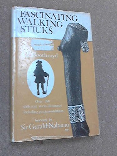 9780950147406: Fascinating walking sticks