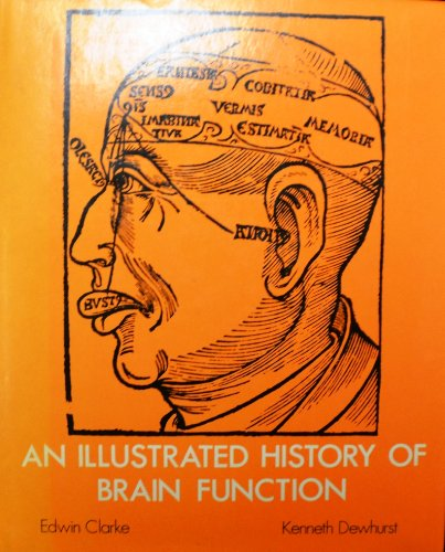 9780950152813: Illustrated History of Brain Function